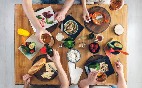 Горячая и холодная еда - в чем польза и вред