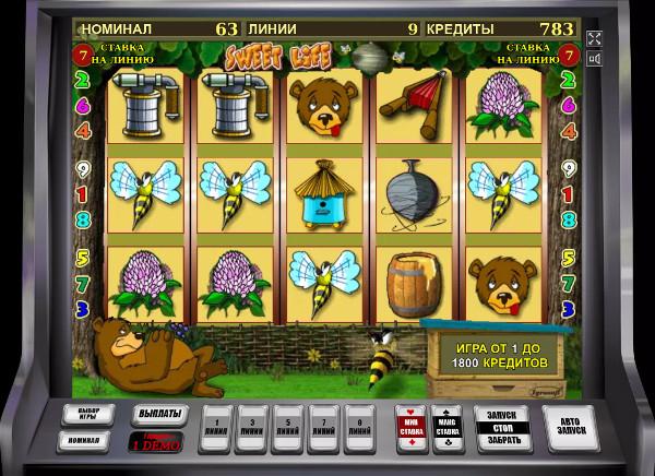 Игровой автомат Sweet Life - в казино Вулкан играть бесплатно в Игрософт слоты