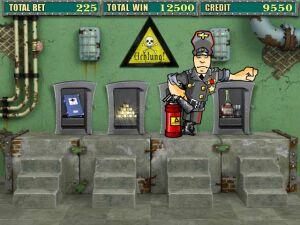 Обзор игрового автомата Резидент