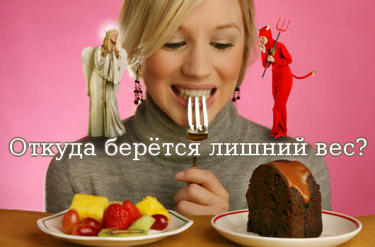 лишний вес диета