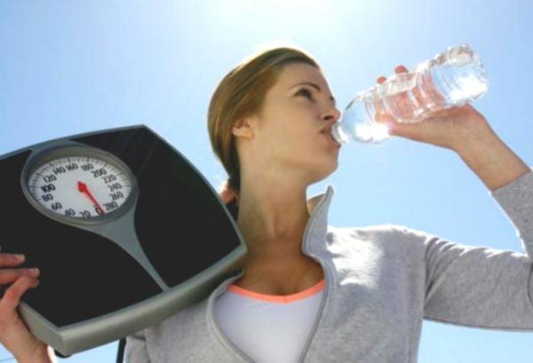 Пьем воду Сасси