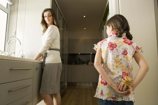 Причины и способы борьбы с детским воровством