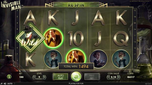 Слот The Invisible Man - в казино вулкан онлайн автоматы выиграй часто